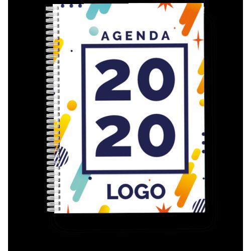 Agenda 2020 Agenda Diaria 150x210mm